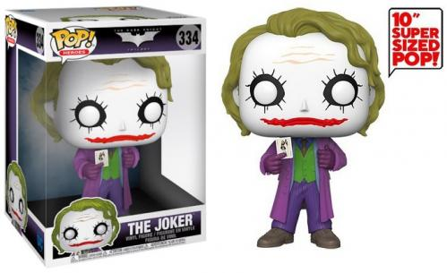 DC COMICS - Bobble Head POP N° 334 - Joker 10