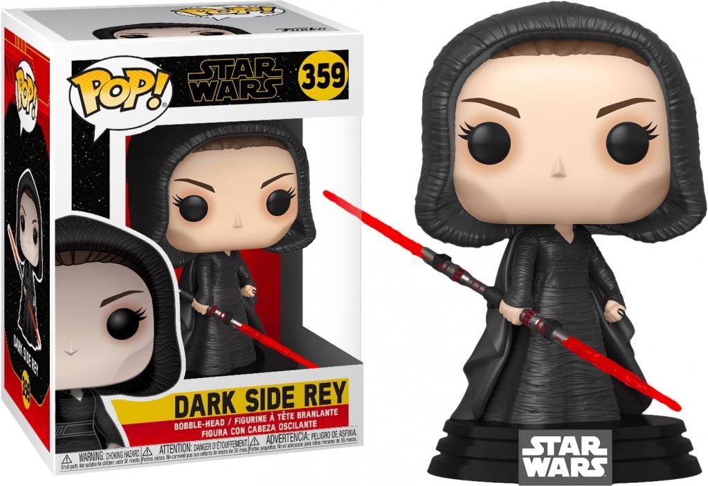 STAR WARS - Bobble Head POP N° xxx - Episode IX - Dark Rey - 9cm