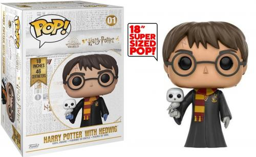 HARRY POTTER - Pop Super Sized N° 01 - Harry Potter - 46cm