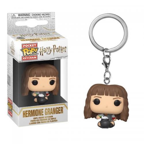 HARRY POTTER - Pocket Pop Keychains - Hermione w/ Potions - 4cm