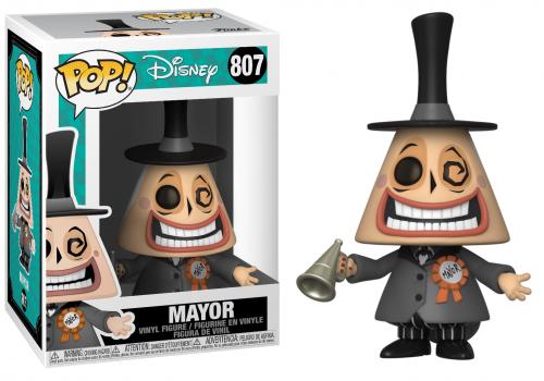 NBX - Bobble Head POP N° 807 - Mayor
