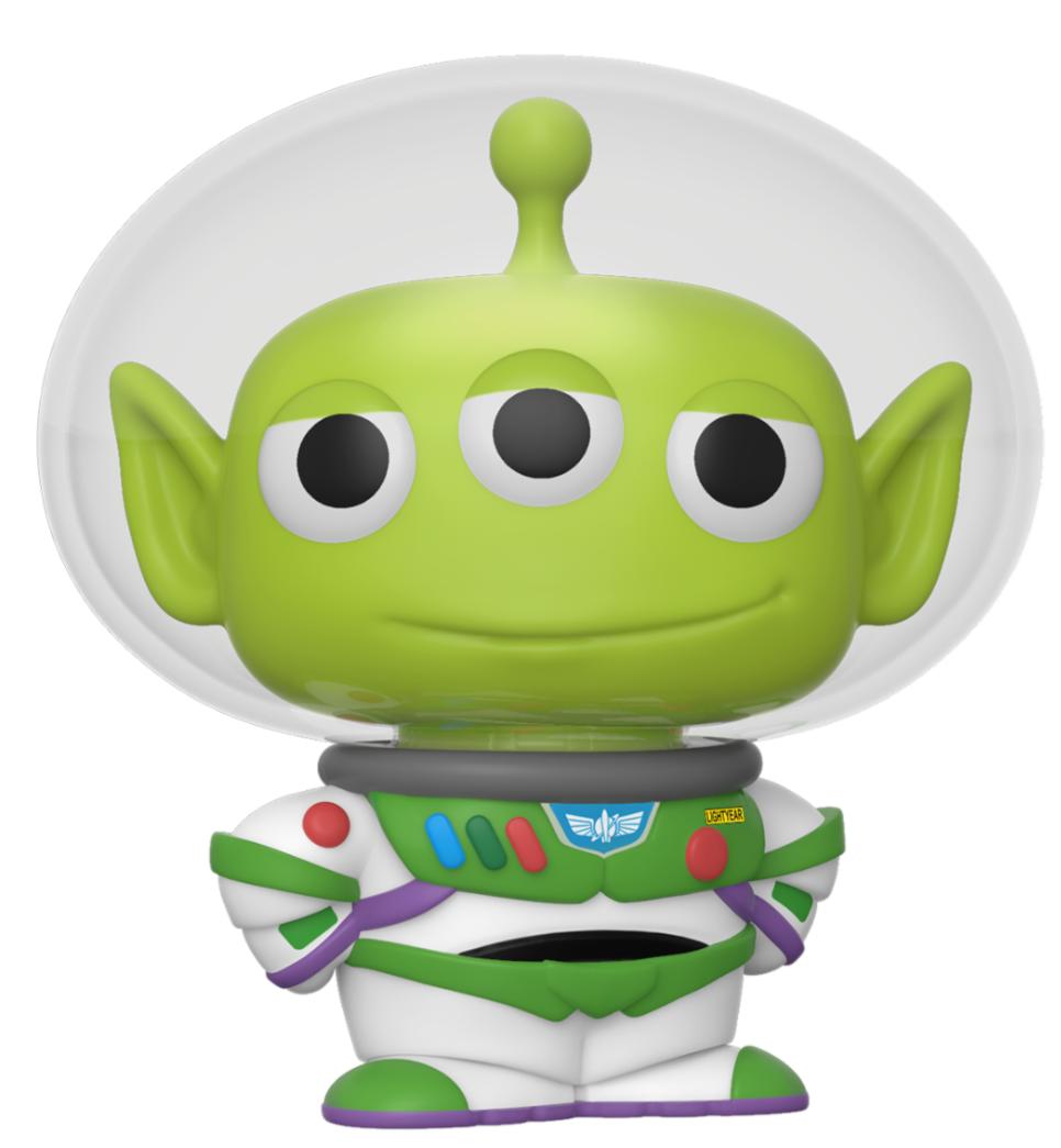 TOY STORY - Bobble Head POP N° 749 - Alien Remix Buzz_2