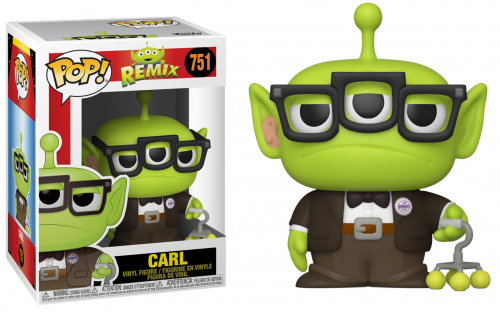 TOY STORY - Bobble Head POP N° 751 - Alien Remix Carl