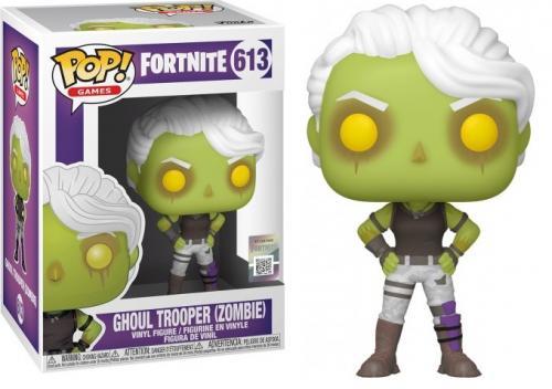 FORTNITE - Bobble Head POP N° 613 - Ghoul Trooper