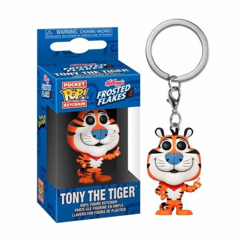 AD ICONS - Pocket Pop Keychains - Tony the Tiger - 4cm