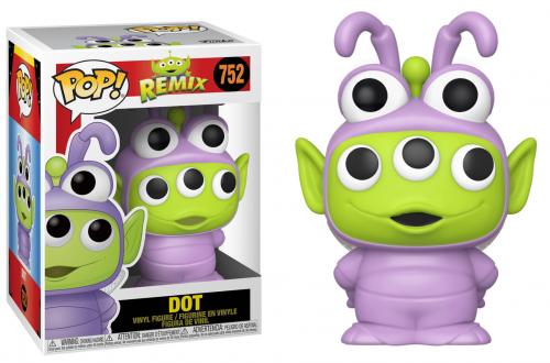 TOY STORY - Bobble Head POP N° 752 - Alien Remix Dot