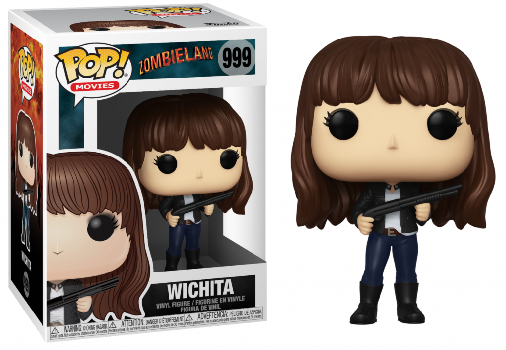 ZOMBIELAND - Bobble Head POP N° 999 - Wichita_1