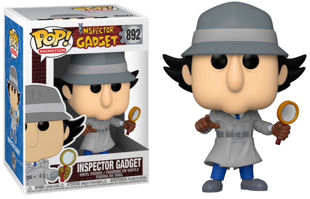 INSPECTOR GADGET - Bobble Head POP N° 892 - Inspector Gadget_1