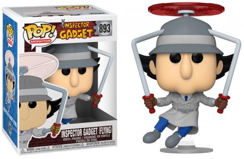 INSPECTOR GADGET - Bobble Head POP N° 893 - Inspector Gadget Flying