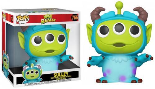 TOY STORY - Bobble Head POP N° 756 - Alien Remix Sulley 10