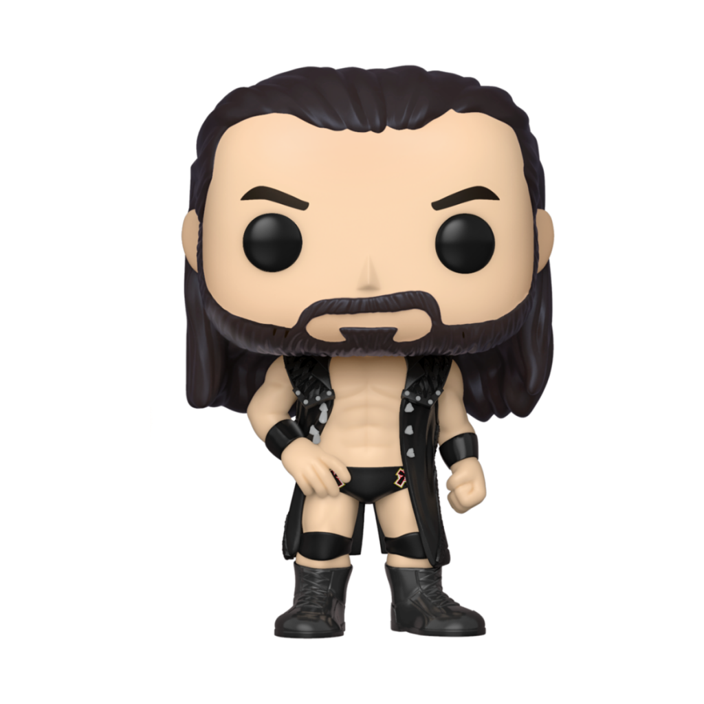 WWE - Bobble Head POP N° xxx - Drew McIntyre_1