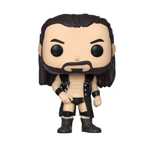 WWE - Bobble Head POP N° xxx - Drew McIntyre