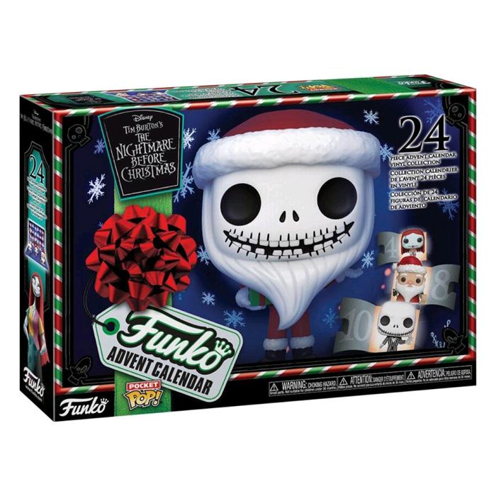 Shopforgeek Nbx Pocket Pop Calendrier De L Avent 2020 24 Figurines 0889698496681 Disney Bobble Head Pop 59 99