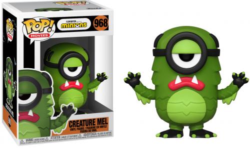 MINIONS - Bobble Head POP N° 968 - Creature Mel
