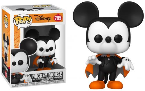 DISNEY - Bobble Head POP N° 795 - Spooky Mickey