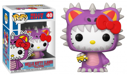 HELLO KITTY - Bobble Head POP N° 40 - Hello Kitty Land Kaiju