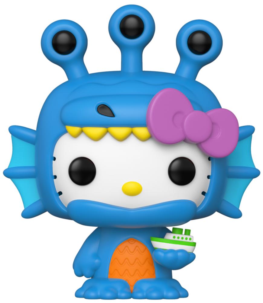 HELLO KITTY - Bobble Head POP N° 41 - Hello Kitty Sea Kaiju_2