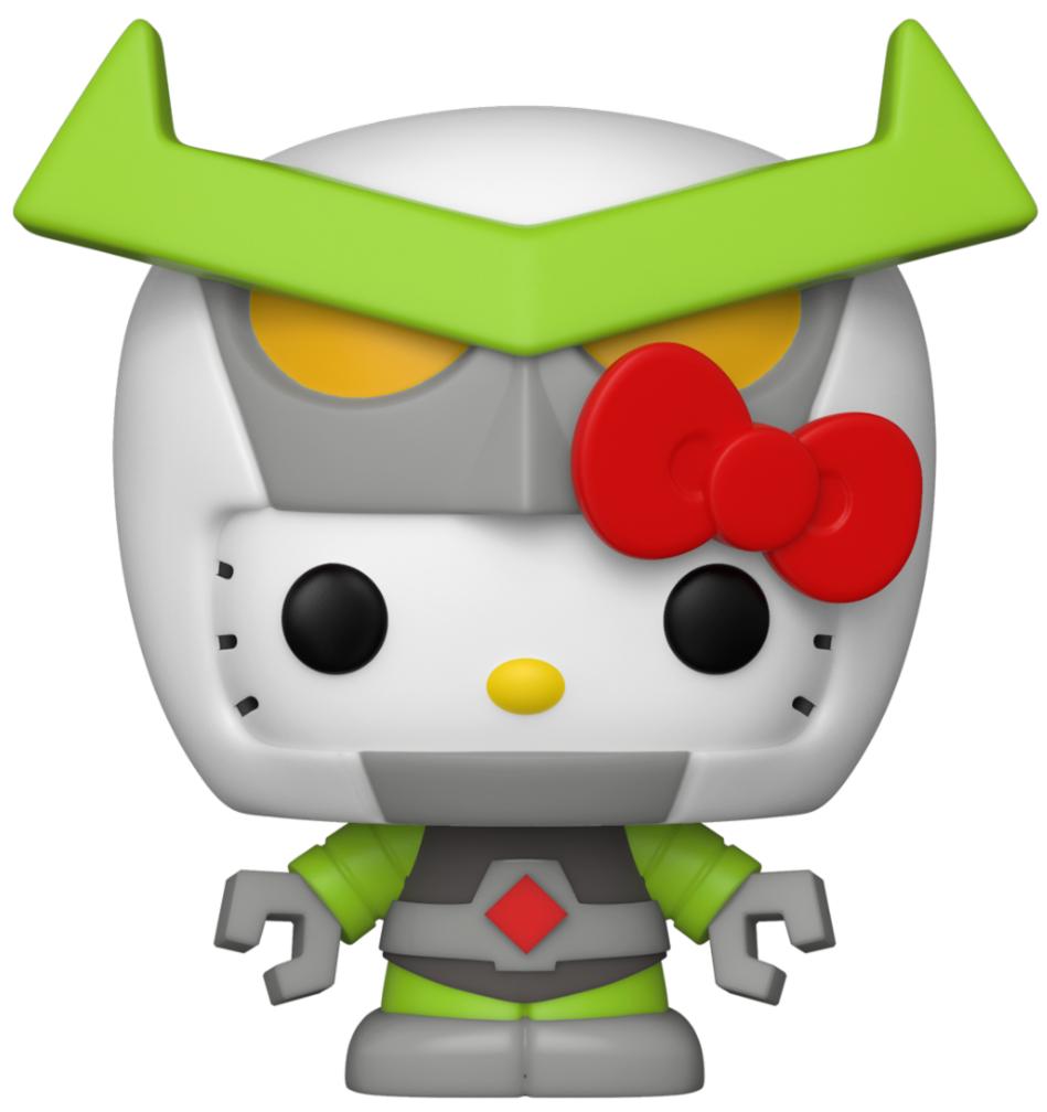 HELLO KITTY - Bobble Head POP N° 42 - Hello Kitty Space Kaiju_2