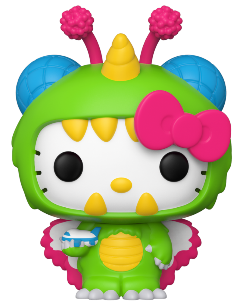 HELLO KITTY - Bobble Head POP N° 43 - Hello Kitty Sky Kaiju_2