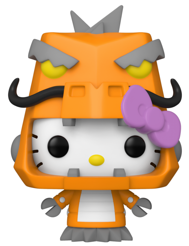 HELLO KITTY - Bobble Head POP N° 44 - Hello Kitty Mecha Kaiju_2