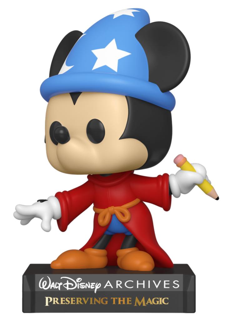 DISNEY - Bobble Head POP N° 799 - Archives - Sorcerer Mickey_2