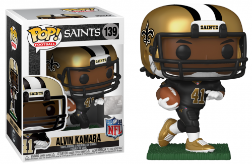NFL - Saints - Bobble Head POP N° 139 - Alvin Kamara
