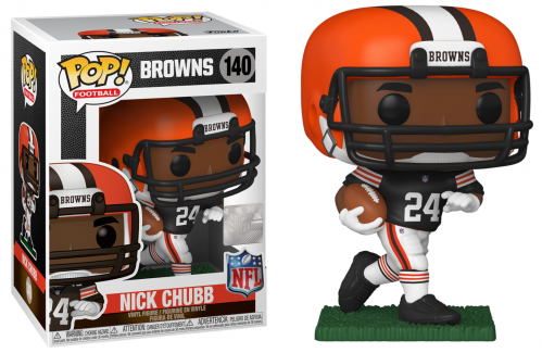 NFL - Cleveland Browns - Bobble Head POP N° 140 - Nick Chubb