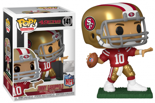 NFL - 49ers - Bobble Head POP N° 141 - Jimmy Garoppolo