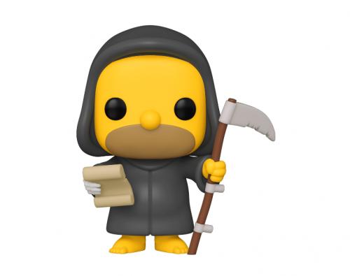 SIMPSONS - Bobble Head POP N° xxx - Grim Reaper Homer