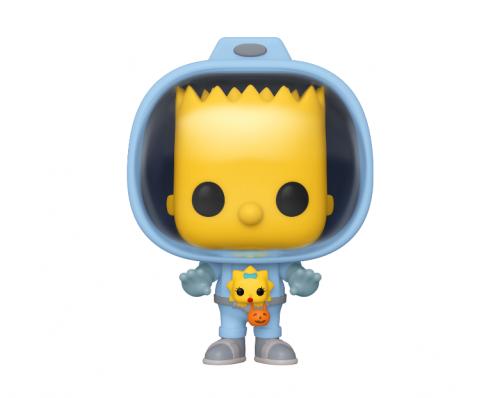 SIMPSONS - Bobble Head POP N° xxx - Spaceman Bart