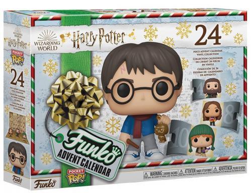 HARRY POTTER - Pocket Pop - Calendrier de l'avent 2020 - 24 figurines
