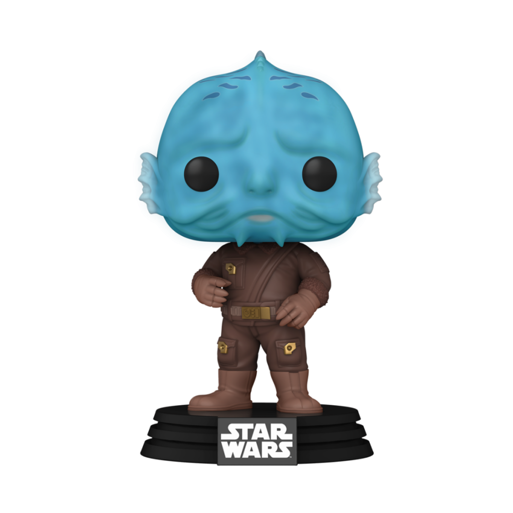 THE MANDALORIAN - Bobble Head POP N° 404 - The Mythrol_2
