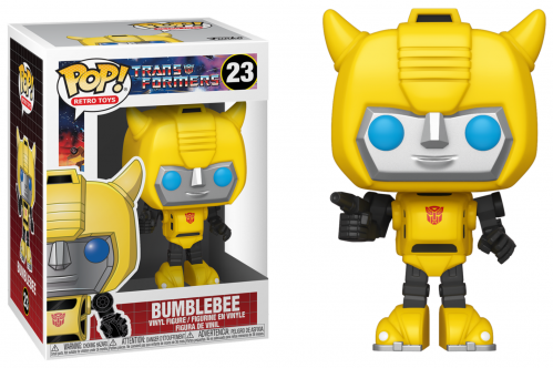 TRANSFORMERS - Bobble Head POP N° 23 - Bumblebee