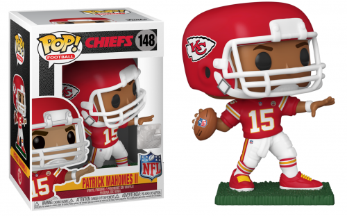 NFL - Kansas City Chiefs - Bobble Head POP N° 148 - Patrick Mahomes