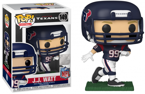 NFL - Houston Texans - Bobble Head POP N° 149 - JJ Watt