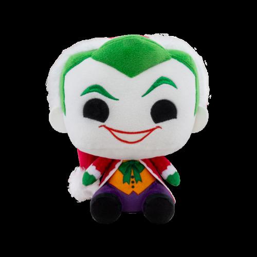 DC COMICS - POP Plush - Holiday Santa Joker 18cm