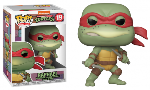 TMNT - Bobble Head POP N° 19 - Raphael
