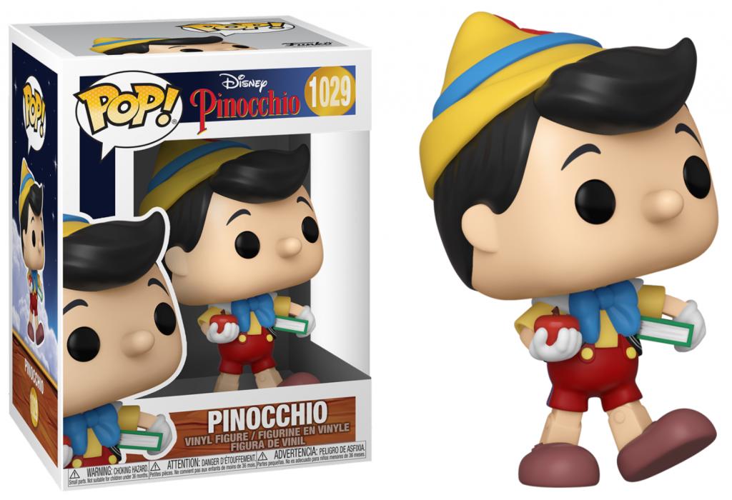 PINOCCHIO - Bobble Head POP N° 1029 - School Bound Pinocchio_1