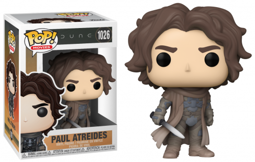 DUNE - Bobble Head POP N° 1026 - Paul Atreides