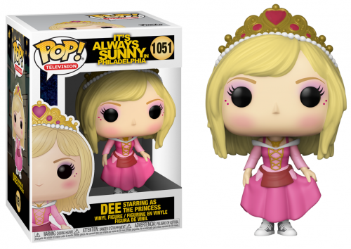 PHILADELPHIA - Bobble Head POP N° 1051 - Princess Dee