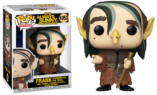 PHILADELPHIA - Bobble Head POP N° 1053 - Frank as Troll