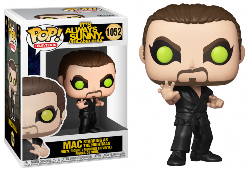 PHILADELPHIA - Bobble Head POP N° 1052 - Mac as the Nightman