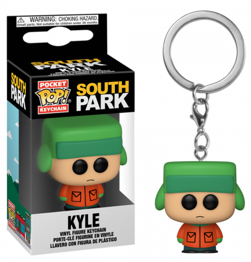 SOUTH PARK - Pocket Pop Keychain - Kyle