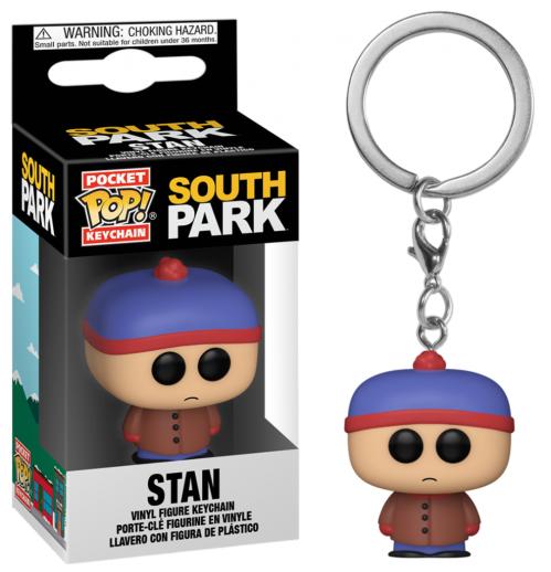 SOUTH PARK - Pocket Pop Keychain - Stan