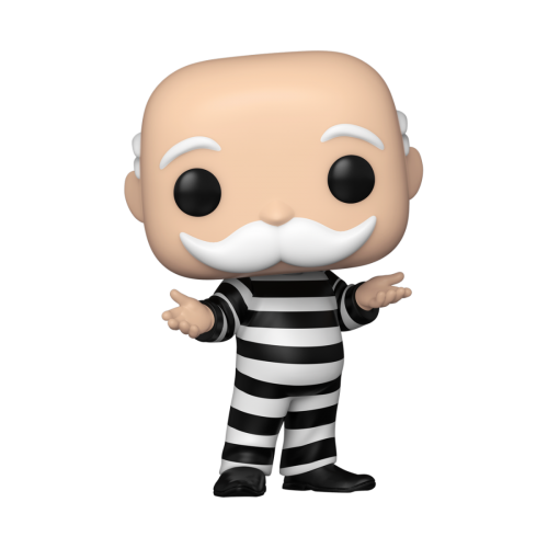 MONOPOLY - Bobble Head POP N° xxx - Mr. Monopoly in Jail