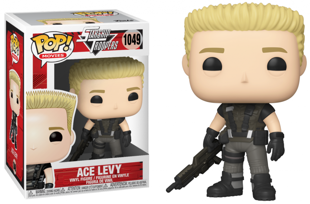 STARSHIP TROOPERS - Bobble Head POP N° 1049 - Ace Levy_1