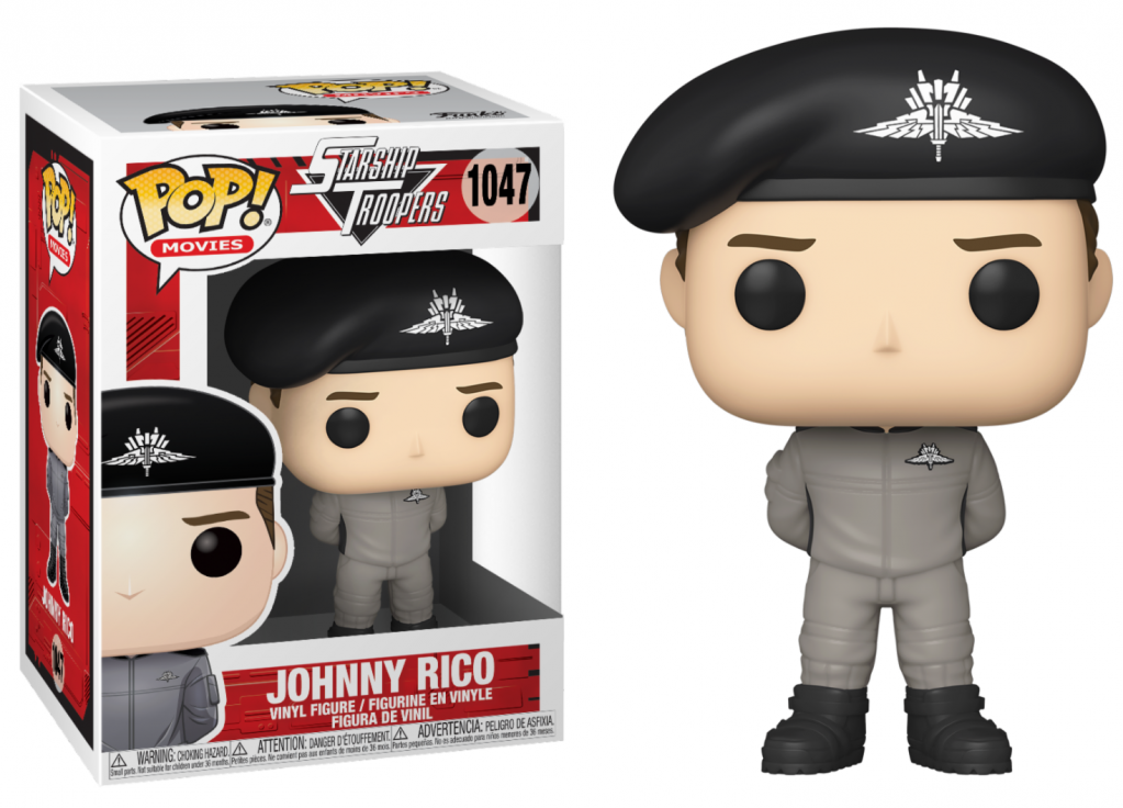 STARSHIP TROOPERS - Bobble Head POP N° 1047 - Rico in Jumpsuit_1
