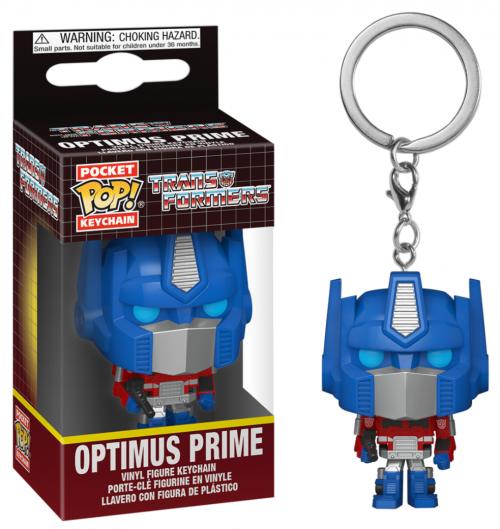 TRANSFORMERS - Pocket Pop Keychain - Optimus Prime