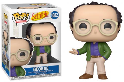 SEINFELD - Bobble Head POP N° 1082 - George