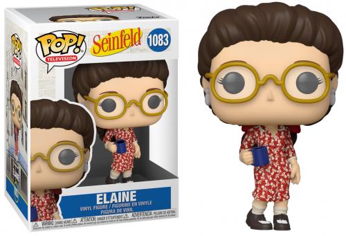 SEINFELD - Bobble Head POP N° 1083 - Elaine in Dress